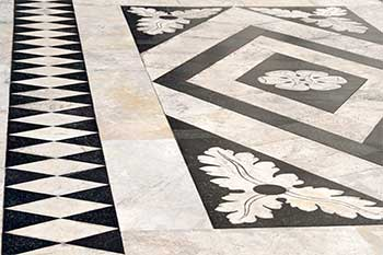 Natural Stone Cleaning and Sealing Services