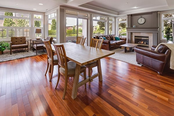 Professional Hardwood Floor Cleaning Services